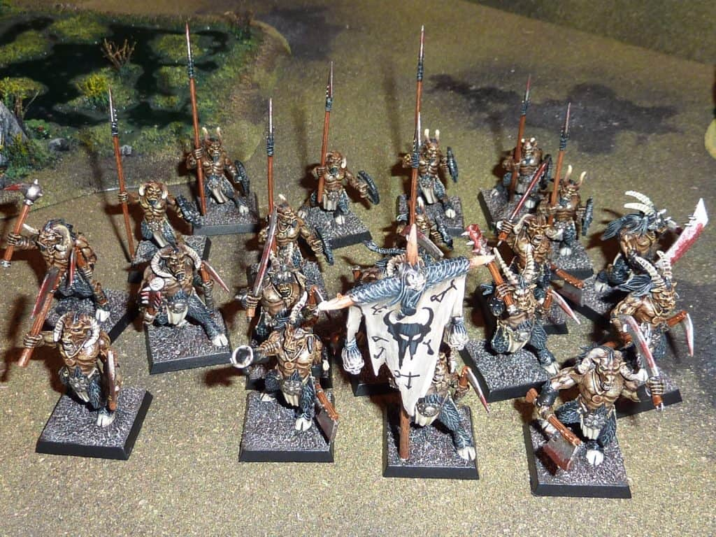 Beasts of Chaos for Warhammer Fantasy Battles