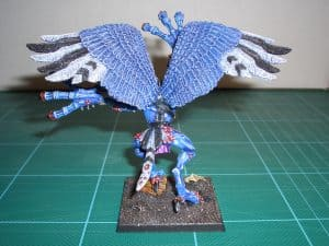 Daemon Prince (rear)