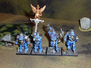 Dragon Ogres (front)