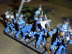Dragon Ogres (front-left)